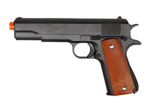 Toy Gun 315 FPS Full Metal STRONG Airsoft Pistol Spring Handgun G13 1:1 NEW
