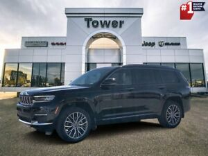 2021 Jeep Grand Cherokee Summit Reserve