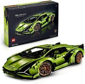 LEGO-Technic-Lamborghini-Sian-FKP-37-42115-Age-18
