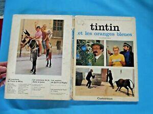 Les-Aventures-de-Tintin-et-les-Oranges-Bleues-1965-casterman-au-cinema