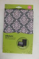 Style 365 Elibrium Desingfolio Gray & Pink Patterned Ipad Mini Case
