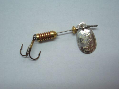 mit 1,5 g * 24 Stück//Händlerpackung * Hammerpreis Gr 00 Mepps Aglia silber