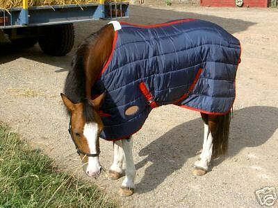 GEE -TAC NEW HORSE 600D 350g VERY WARM STABLE RUG 6.3  HEAVY WEIGHT