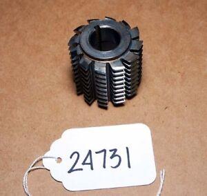 Gleason Gear Cutting Hob CL A 1.5 MOD 30° NPA LA.1°22/' RH