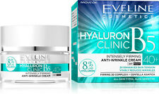 Eveline Cosmetics Hyaluron Clinic 40 Day and Night Anti Wrinkle Face Cream 50ml