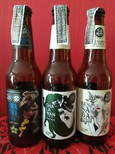 3x Bottle Cap Original Thai Craft Beer Full Moon Set Ebay