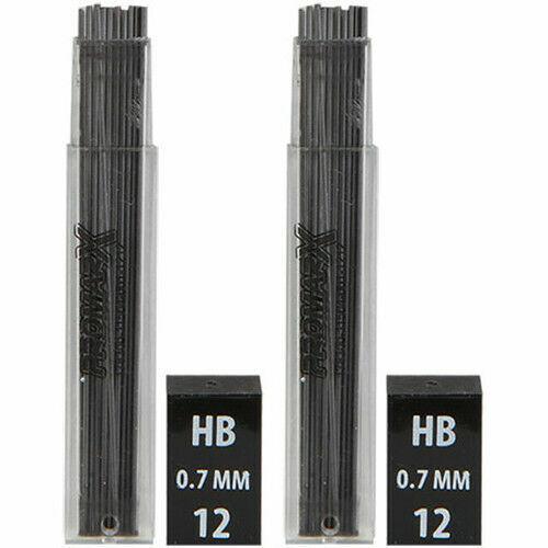 0.7 mm 60 leads Promax Lead Refill HB#2