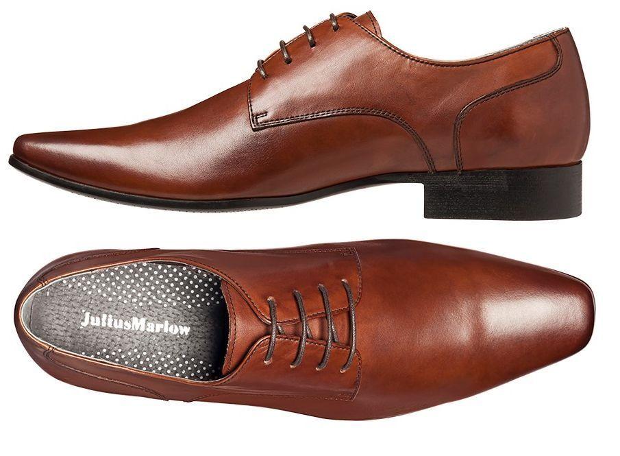 Herren JULIUS MARLOW - MEN'S GRAND FORMAL/DRESS/WORK/CASUAL/LEATHER Schuhe -CHEAP MEN'S - 0ef340