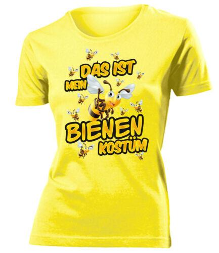 C/'est mon abeilles Costume T-shirt femme S-XXL
