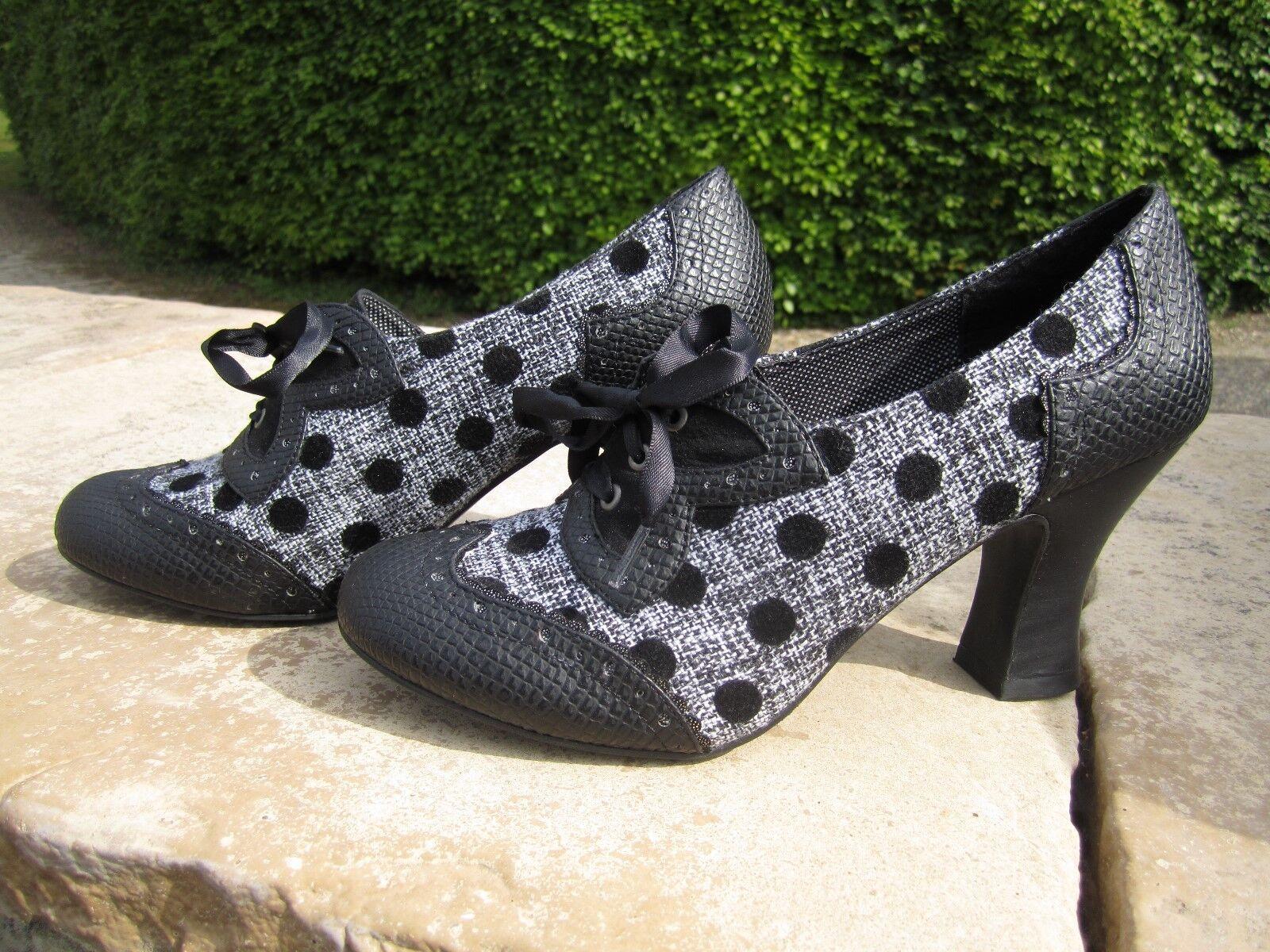 Super Super Super Fun Ruby Shoo heels 7b84f3
