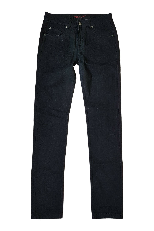 PAUL & JOE  Paris Gamba Dritta Nero Jeans Java (W25 L34)