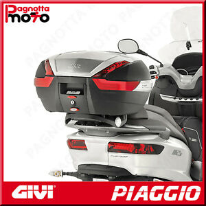 ATTACCO POSTERIORE PER BAULETTO MONOKEY PIAGGIO MP3 SPORT IE 500 2014>2017