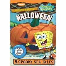 Spongebob Squarepants - Halloween (DVD, 2002, Senormatic) | eBay