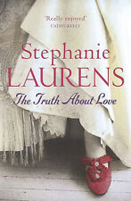 The Truth About Love: Number 13 in series (Bar Cynster), Laurens, Stephanie, Pap