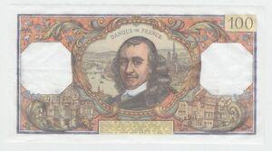 100 Francs Corneille Du 2-12-1977 W.1140 Billet 2849984216 S1l9oe5n-07215943-658243895