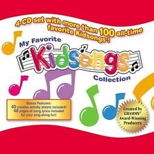 My Favorite Kidsongs Collection, Kidsongs, New Box set