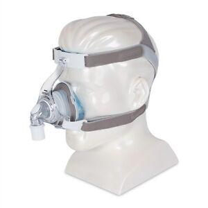 CPAP-Mask-Philips-Respironics-TRUEBLUE-LARGE-Frame-MW-Nasal-Mask-amp-Short-Hose