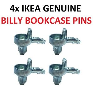 Image Is Loading IKEA BILLY BOOKCASE SHELF SUPPORT PEGS PINS X