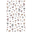2-Sheets-Dandelion-Design-3D-Nail-Art-Stickers-Adhesive-Transfer-Decals miniatura 8