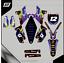 Grafiche-personalizzate-YAMAHA-YZ-400-F-CROSS-RiMotoShop-Ultra-grip miniatura 9