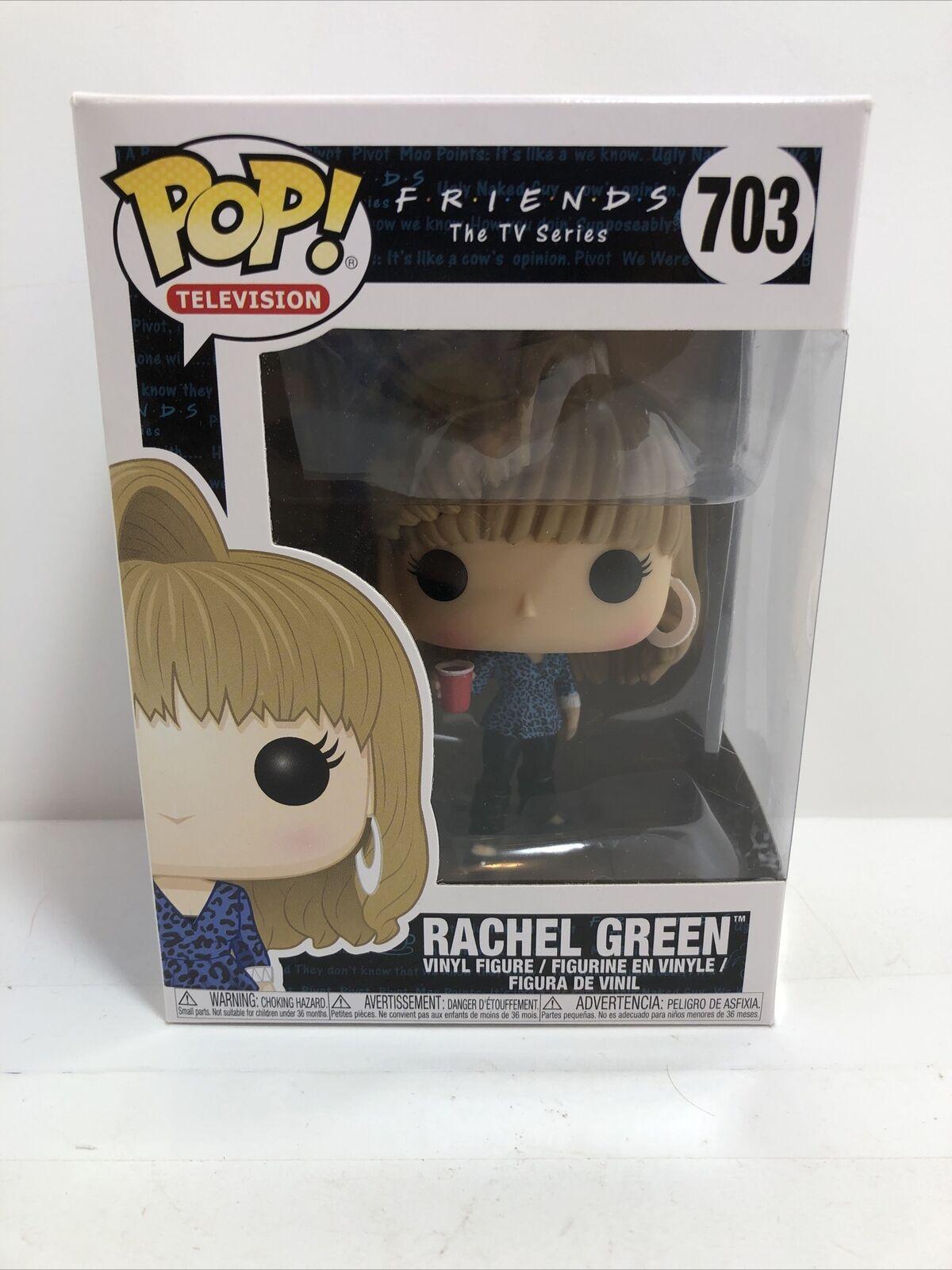 Funko Pop Television: Friends the TV Series - Rachel Green Vinyl Figure #703