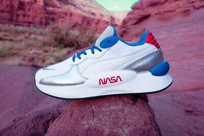 Puma RS 9.8 Space Agency NASA Sneakers (372509-01) Men's   eBay