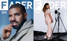 FADER Magazine 100 October/November 2015 Rihanna (FRONT) & DRAKE (BACK) NEW