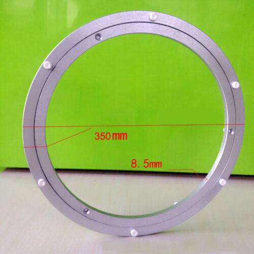 Aluminium Lazy Susan Rotating Bearing Turntable Table Swivel Plate 5-16 New
