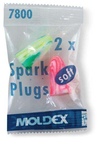 Moldex 7800 Spark Plugs Gehörschutz Gehörschutzstöpsel Ohrenstöpsel