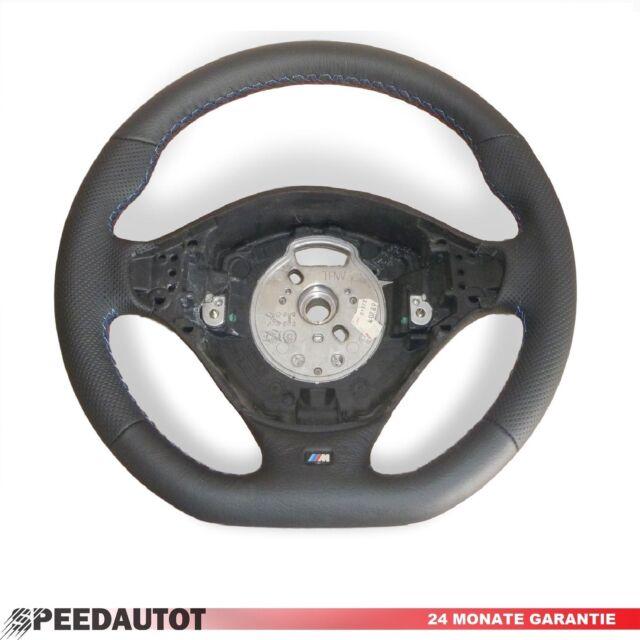 BMW M3 M5 E46 E39 Flat Bottom Custom Made Steering Wheel