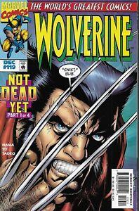 Wolverine-Comic-Issue-119-Modern-Age-First-Print-1997-Warren-Ellis-Hama-Yu-Tadeo