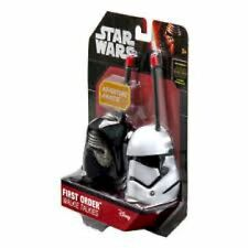 OFFICIAL Disney Star Wars Force Awakens Kylo Ren+Stormtrooper Walkie Talkie Set
