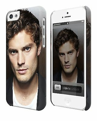 Case Cover Iphone 4 4s 5 5s 5c 6 6S + Plus Jamie Dornan 50 Fifty Shades of Grey