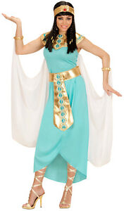Agyptische Pharaonin Cleopatra Kostum Neu Damen Karneval Fasching