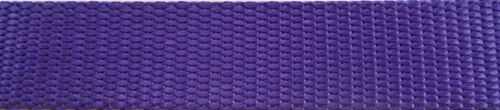 1//2 Inch  5 Yard Purple Heavy Nylon Webbing ~ NW7020