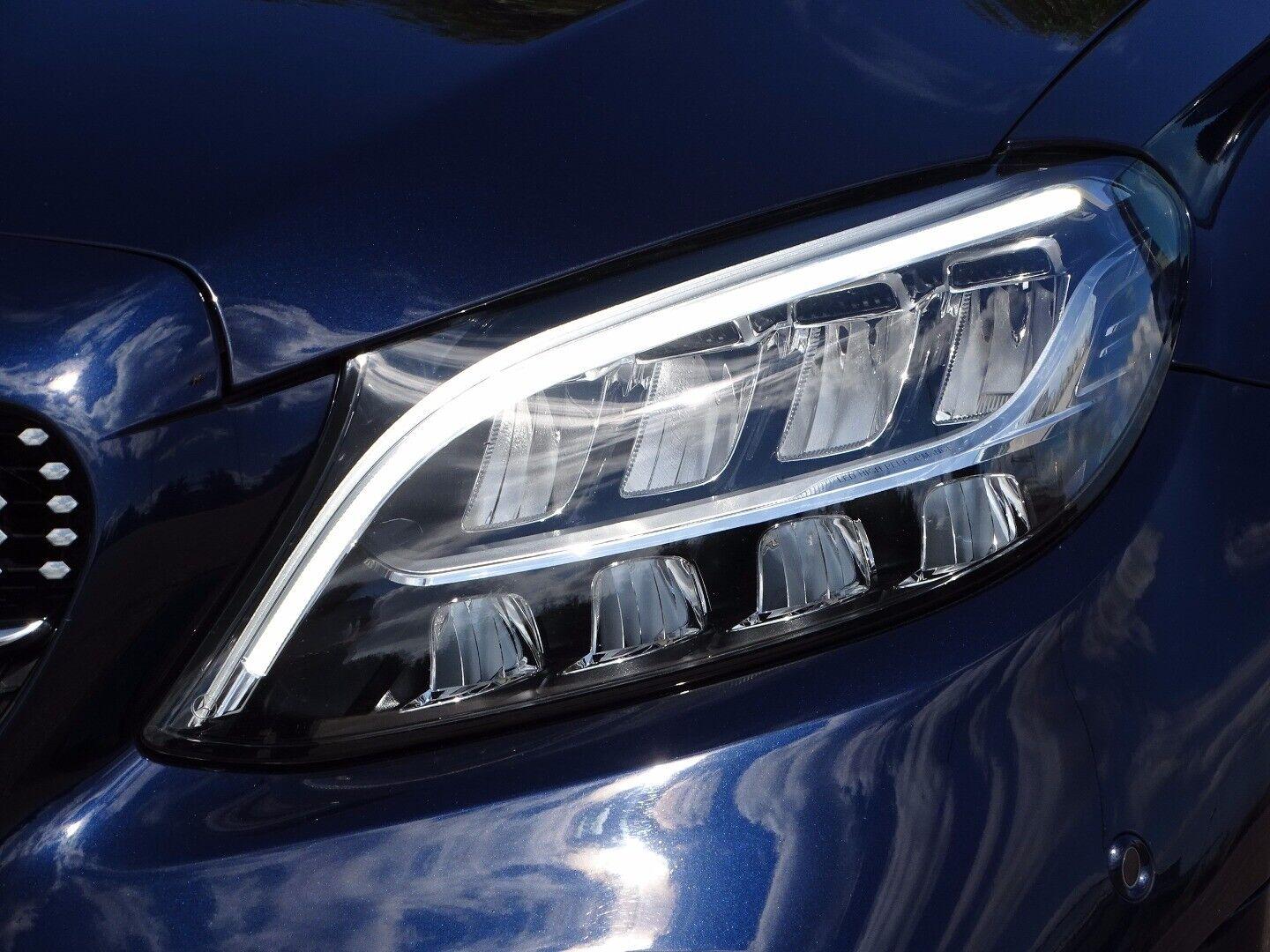 Mercedes C220 d 2,0 AMG Line stc. aut. - billede 19