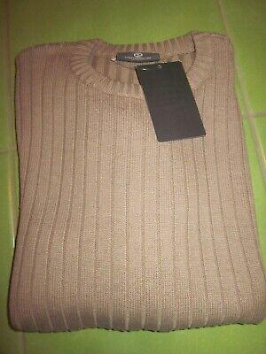 Pullover Gr 46 = S M Grey Connection Neu Strickpullover Beige Mann Shirt QualitäTswaren 44