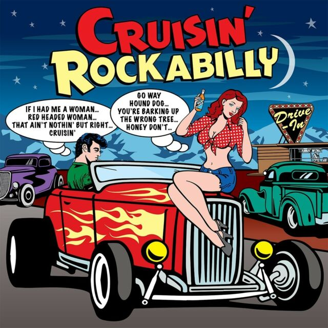 cruisin 'rockabilly various artists best of 75 track essential music neu 3 cd