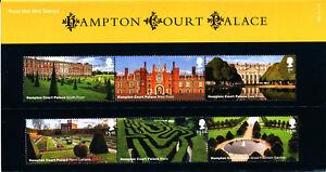 Presentation-Pack-558-HAMPTON-COURT-PALACE-2018-ROYAL-MAIL-MINT-STAMPS-LONDON-PO