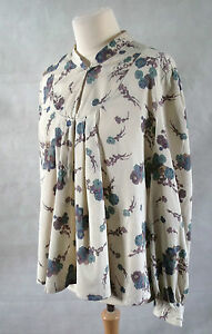 Exquisite-PHASE-EIGHT-blossom-print-taupe-shirt-top-blouse-16