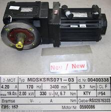 New Listinglenze Mdsksrs071 03 Servo Motor 00400338 Servo Motors