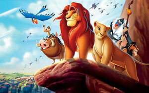 The Lion King 2 Simba S Pride Special Edition Dvd 2004 2 Disc Set 786936231717 Ebay