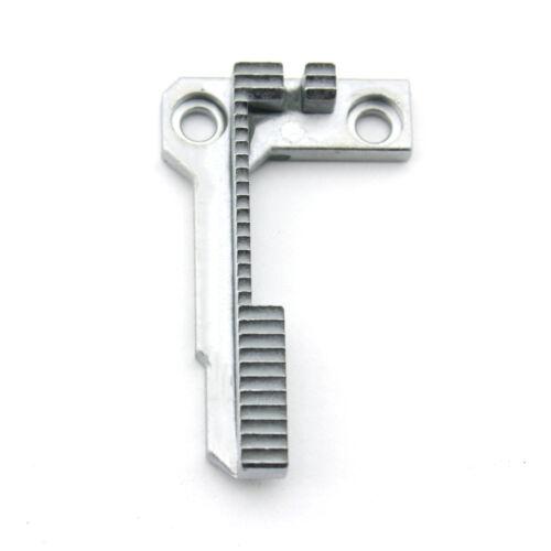 Cutex™ Feed Dog #370215 For Singer 14U65 14U85 Serger Overlock Machines