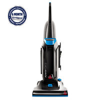 BISSELL PowerForce Bagged Upright Vacuum Cleaner - Manufacturer Refurbished