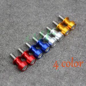CNC Billet Swingarm Spools Sliders 8mm For Honda RC51 CBR900RR CBR929RR CBR954RR
