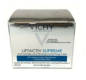 39f2cd8dae7 Vichy LiftActiv Anti-Ageing Supreme Face Cream Dry to Very Dry Skin ...