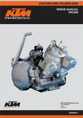 1999 2003 ktm 250 380 sx mxc exc 2 stroke engine manual ebay ktm 200 sx ktm motorcycle lights dual sport kits