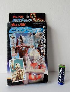"ULTRAMAN ""KAIJU PLAYING POKER CARDS"" JUMBO SIZE DECK JAPAN MIB Japan!!"