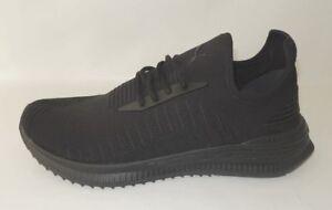 Details zu NEU Puma Ignite Avid EvoKnit Größe 42 Herren Schuhe Sneaker 365392 01 SCHWARZ
