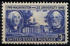 USA 1949 SG#979 Washington And Lee Univeristy MNH #D38886